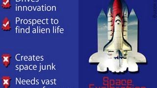 Pros and Cons of Space Exploration
