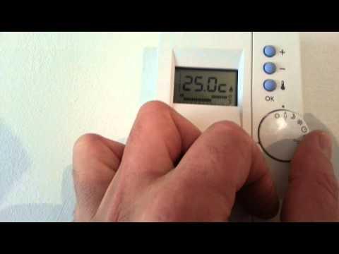 Super Termostato Tutorial - YouTube FD-79