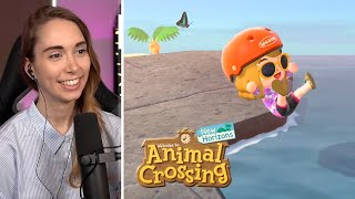 SWIMMING UPDATE - Animal Crossing [30]
