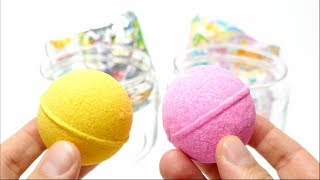 Bath Bomb Power Rangers vs Pocket Monsters