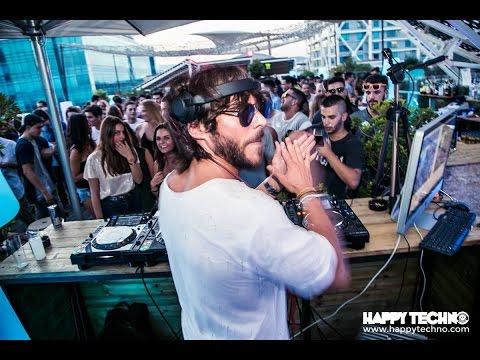 Lexlay @ Happy Techno On the Rooftop - Catwalk (Barcelona / Spain) - 02.09.2016