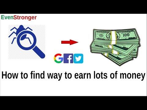 Earn MONEY in Google, Facebook, Paytm | Hacking