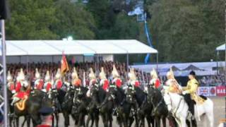 Highlights of the Windsor Castle Royal Tattoo 2010 Part 1