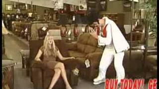 Elvis Furniture Ad
