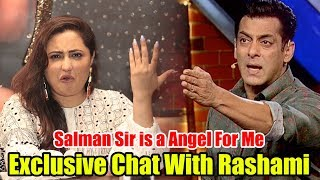 Rashami Desai Exclusive Chat After Bigg boss 13 | Salman Khan Is A Angel For Me