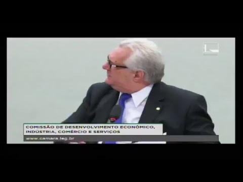 DESENVOLV. ECONÔMICO, INDÚSTRIA, COMÉRCIO E SERV. - Reunião Deliberativa - 17/05/2017 - 12:01