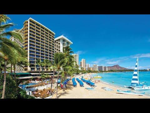 Outrigger Waikiki Beach Resort - Honolulu Hotels, Hawaii