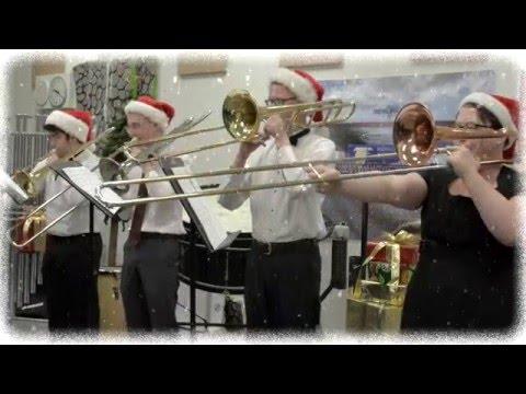 An AP Music Theory Christmas Card