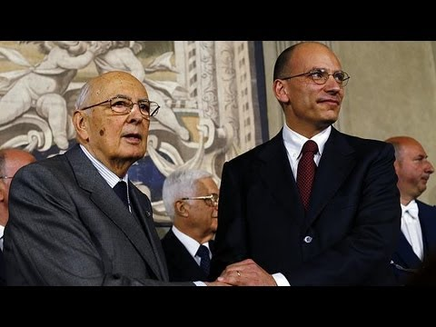 End to the impasse – Italy names a government
