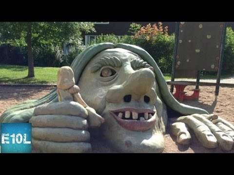 10 CREEPY Playgrounds That SHOULD NOT EXIST