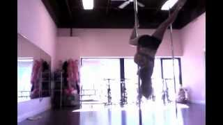 Gateway Pole Dance Competition 2013 submission - Jennifer Scholl - Elite Division