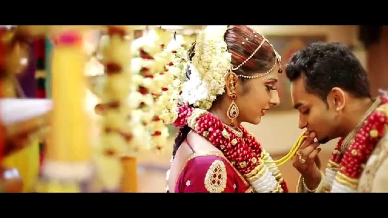 Karthi Monica Singapore Hindu Wedding Cinematic Video Youtube