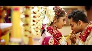 Karthi & Monica | Singapore Hindu Wedding Cinematic Video