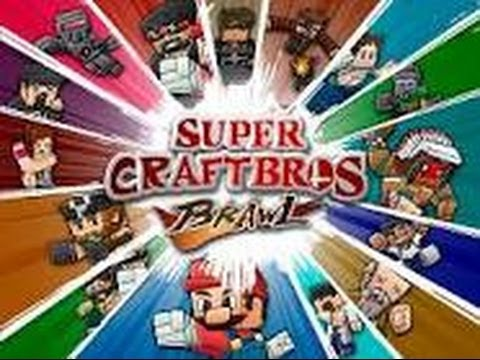 super craft bros ep 2 random classes and...