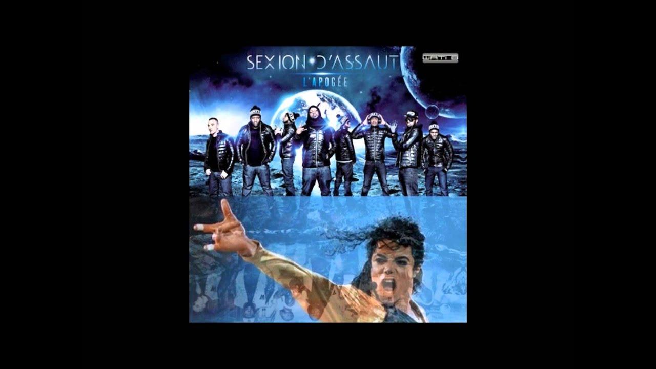 Download Sexion d'Assaut Feat. Michael Jackson - Ma Direction [REMIX DJ FLORUM HD 1080p]