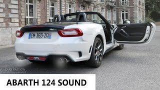 Abarth 124 Spider - Love exhaust Monza ?