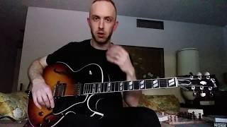 GUITAR LESSON: How to solo on difficult chord progressions