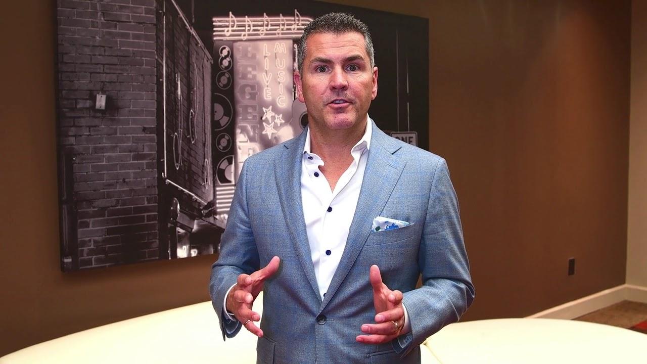 Mike Strople, President Allstream, Managing Director - Canada, Zayo speaks  on MEF18