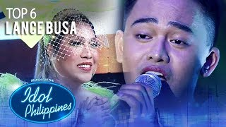 "Lance Busa sings ""Paano"" 