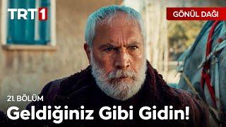 Ciritçi Abdullah'tan Yaşar'a büyük ders! - Gönül Dağı 21. Bölüm