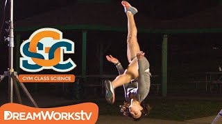 Bullet-Time Gymnastics | GYM CLASS SCIENCE