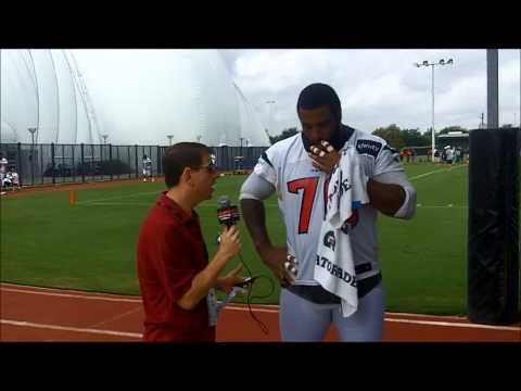 Texans Interview - Duane Brown