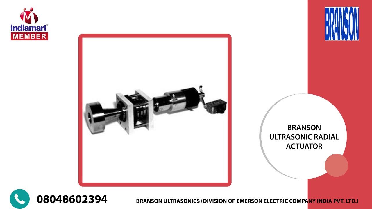 Spin Welders for Plastics | Branson Ultrasonics (division Of Emerson