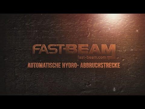 Automatische Hydro  Abbruchstrecke