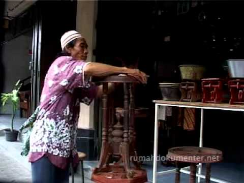 Triwindu Market  / Indonesia Antique Market / Funny Video