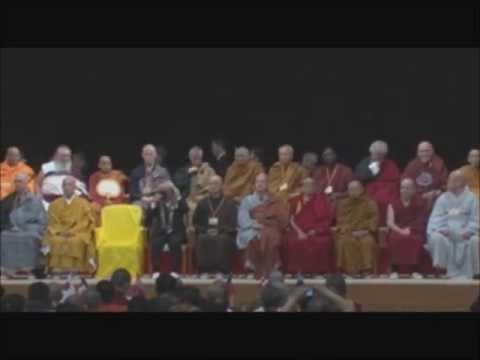 World Buddhist Summit Japan 2008