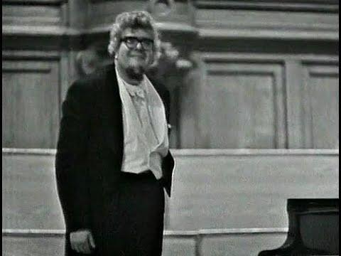 John Ogdon   Live Recital Liszt B Minor Sonata   Great Hall Moscow   1976