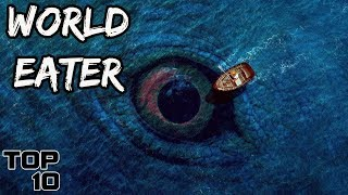 Top 10 Scary Creatures Hiding In The Ocean You Won't Believe