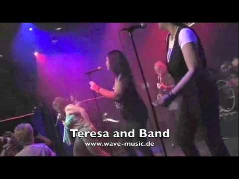 Teresa And Band - Disco Inferno