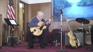 Mundell Lowe - The Boy Next Door by Hugh Martin, solo jazz guitar