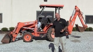 How to Buy a Backhoe - Tips to Help You