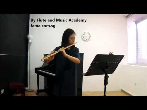 Flute ABRSM Grade 5 2014-2017, C3: Mike Mower's Mango Tango