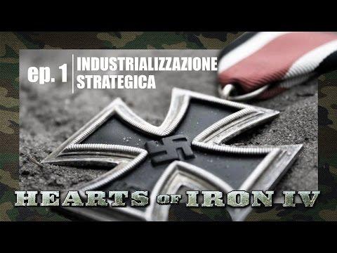 HoI 4 - Germania Nazista #1 - Industrializzazione Strategica