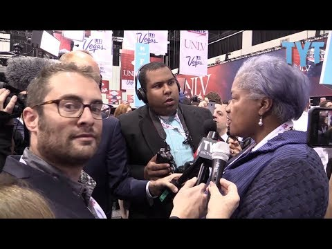 Donna Brazile Cashing In On Cold War Hysteria