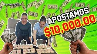 APOSTAMOS $10,000.00 RETO MAMAR QUIÉN SABE más del OTRO