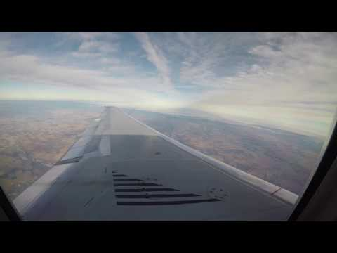 American Airlines Super 80 (MD83) Tulsa - Dallas (FULL FLIGHT)
