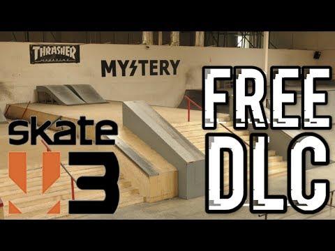 GET A FREE SKATE 3 DLC!! (Skate 3 Gameplay) - YouTube