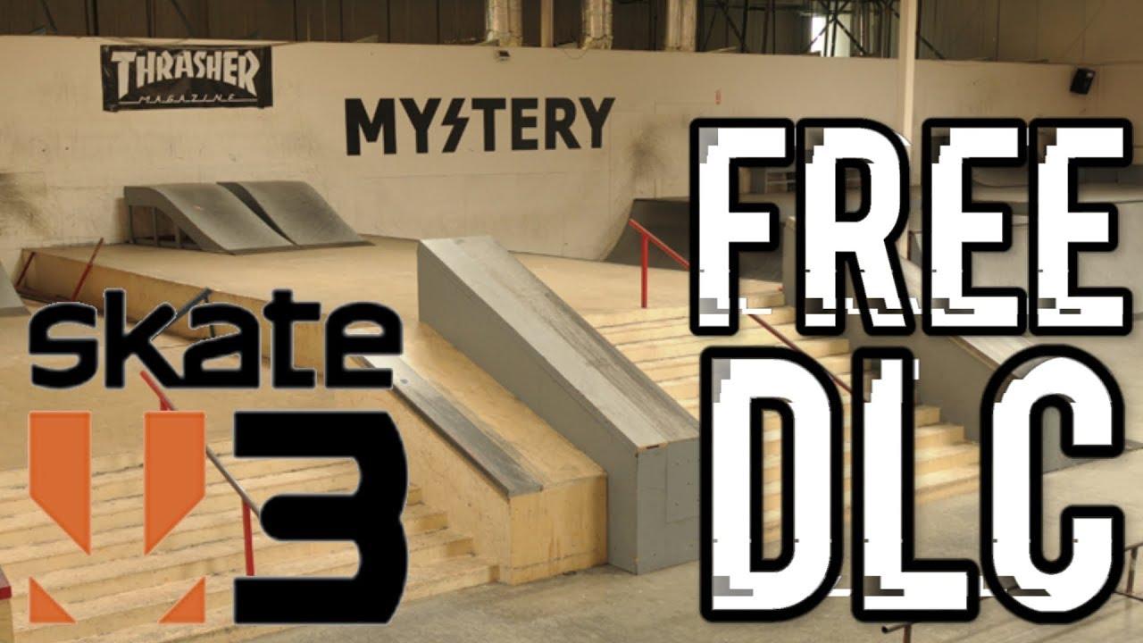 GET A FREE SKATE 3 DLC!! (Skate 3 Gameplay)