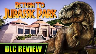 "Jurassic World: Evolution - ""Return to Jurassic Park"" | Review"