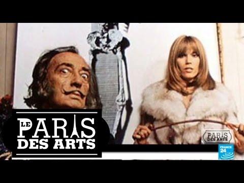 """impuissance ed amanda lear : """"dali était impuissant"""" #parisdesarts"""