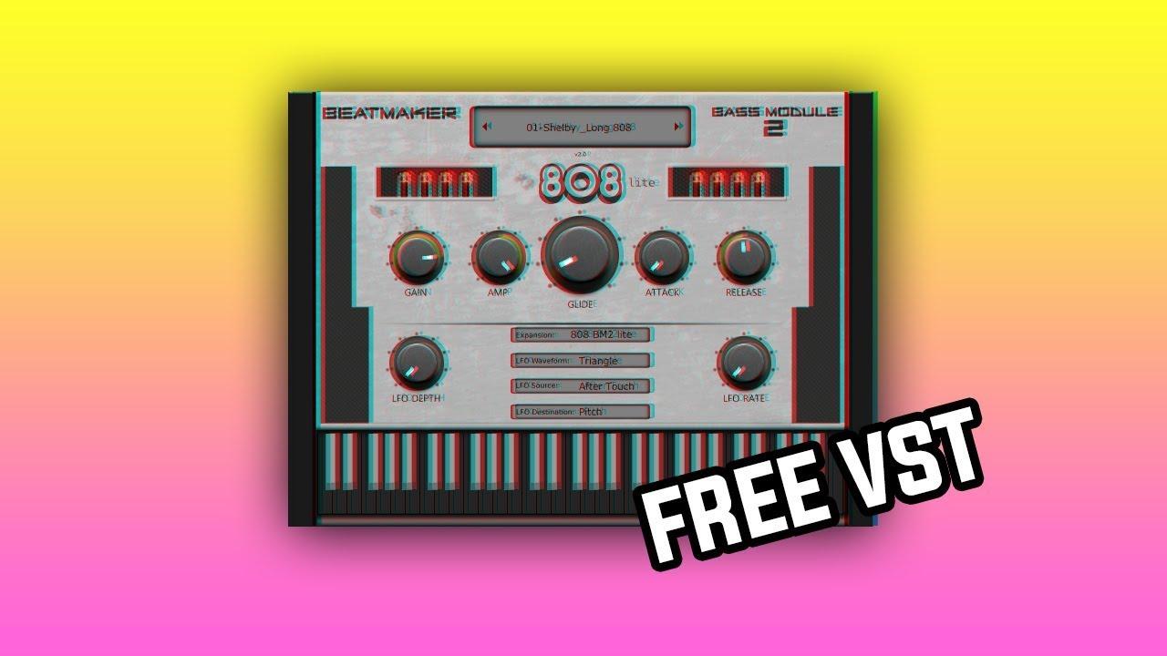 BEST 808 TRAP BASS VST? (FREE)