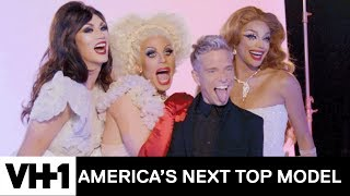 Katya, Manila &amp Valentina Teach the Models How to Be Queens America&#39s Next Top Mode ...