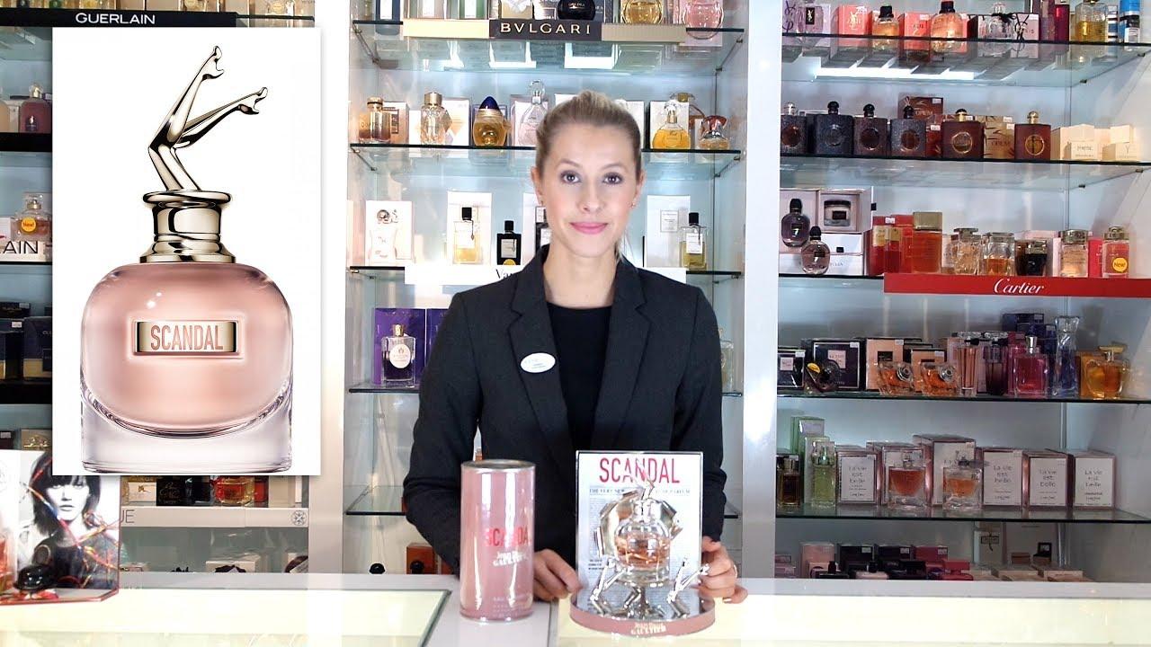 Jean Paul Gaultier Scandal Perfume Youtube