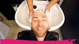 The ULTIMATE Miami HAIRCUT EXPERIENCE - High Fade + Wash | South Miami, Florida
