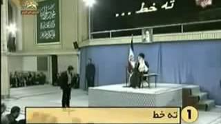 ايراني يقلد باسم الكربلائي والله مهزله 😂😄