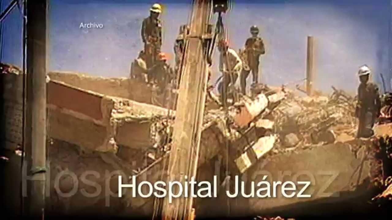Leyenda Urbana Hospital Juarez Youtube